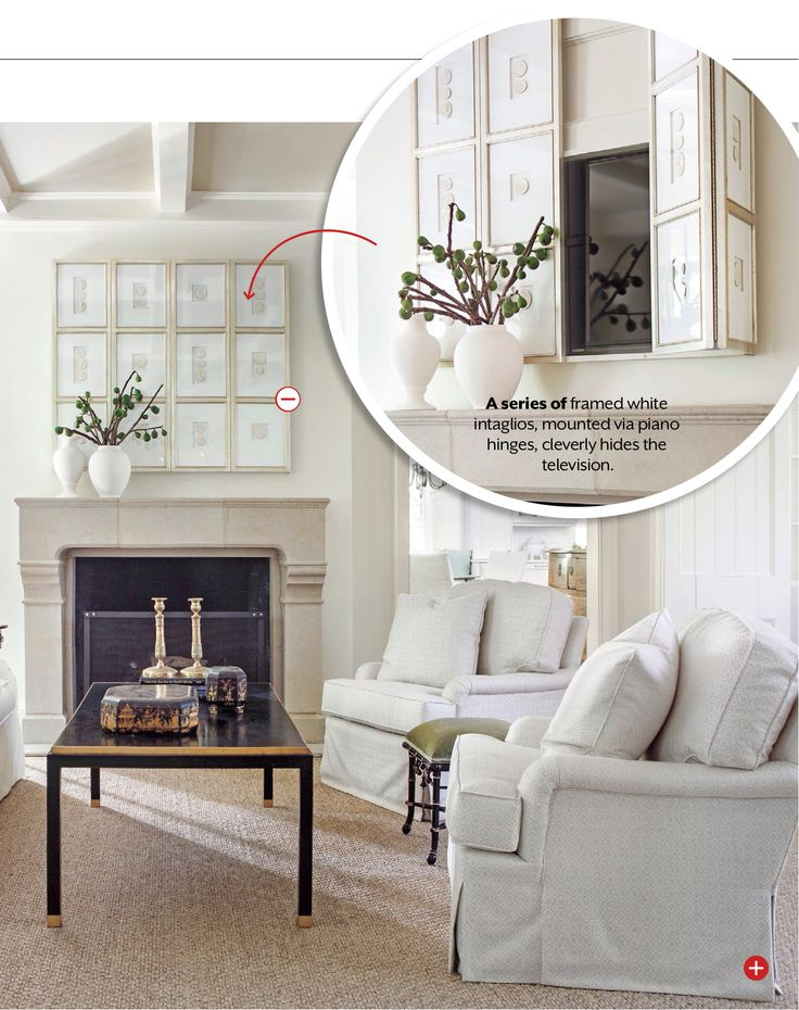 Fireplace Faux Pas What To Do With Your Television