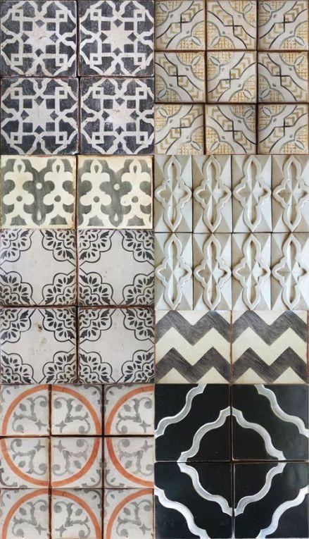 Ceramic Tile, Spanish, Pattern