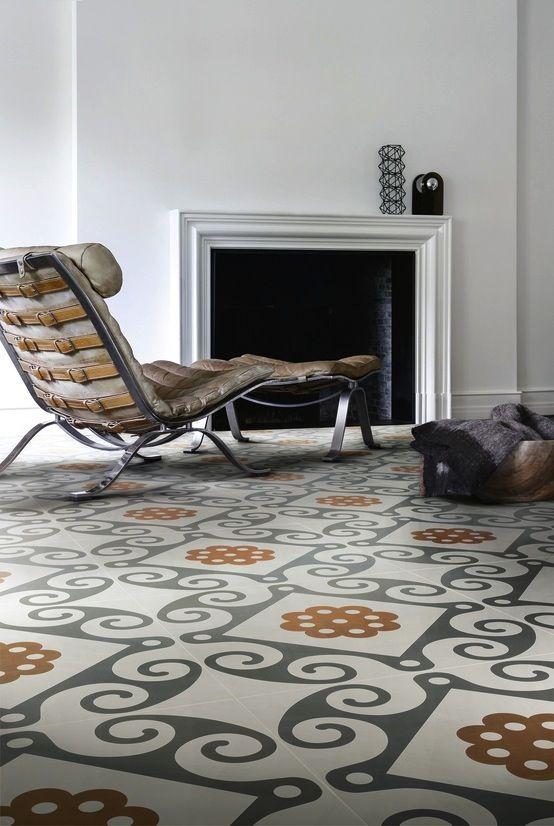 Pattern Tile, Moroccan, Pattern, Flooring
