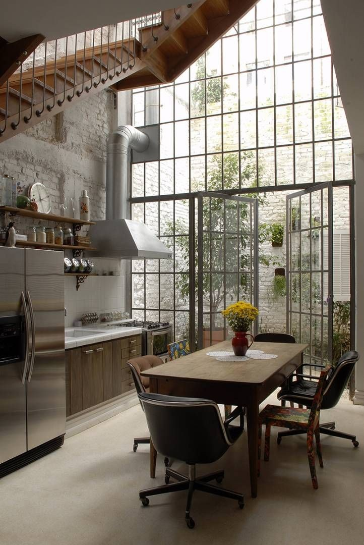 To the window to the wall an inspiring look at steel for Metal windows
